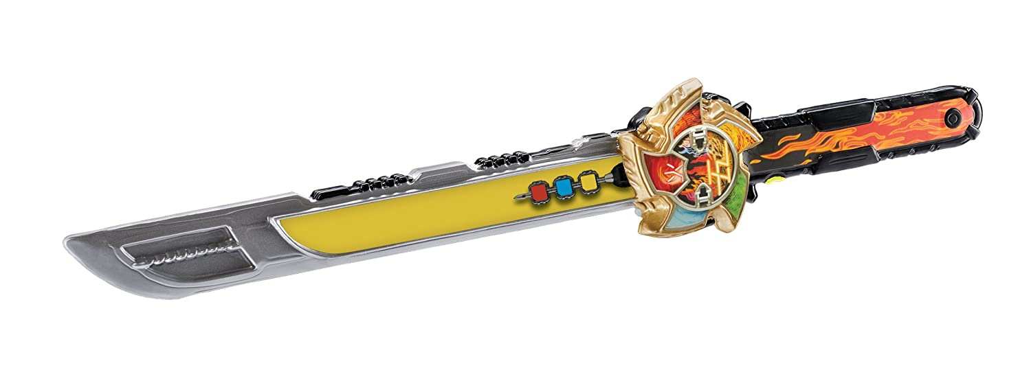 Power Rangers Ninja Steel Sword Standard: Amazon.es ...