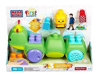 Mega Bloks CNG22 - First Builders Tira Il Bruco Mattel Italy s.r.l.