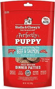 Stella & Chewy's Freeze-Dried Raw Dinner Patties