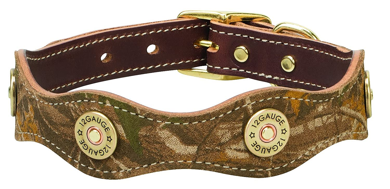 Green 1\ Green 1\ Weaver Leather Backwoods Collar