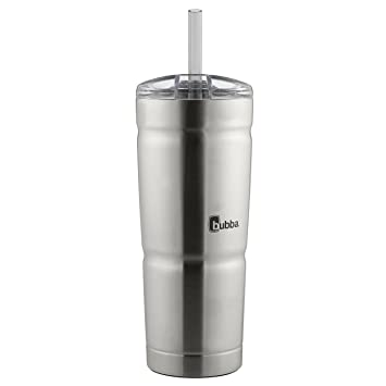 Amazon.com: Bubba Envy S Vaso de paja de acero inoxidable ...