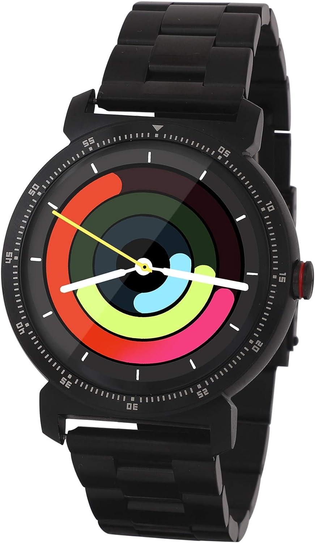 WatchOut Elegant Gen2 Jazz Black Metallica Smart Watch