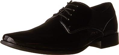 calvin klein brodie black tuxedo shoes