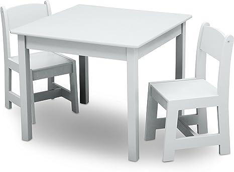 Delta Children TT89601GN-130 - Juego de mesa y sillas, unisex ...