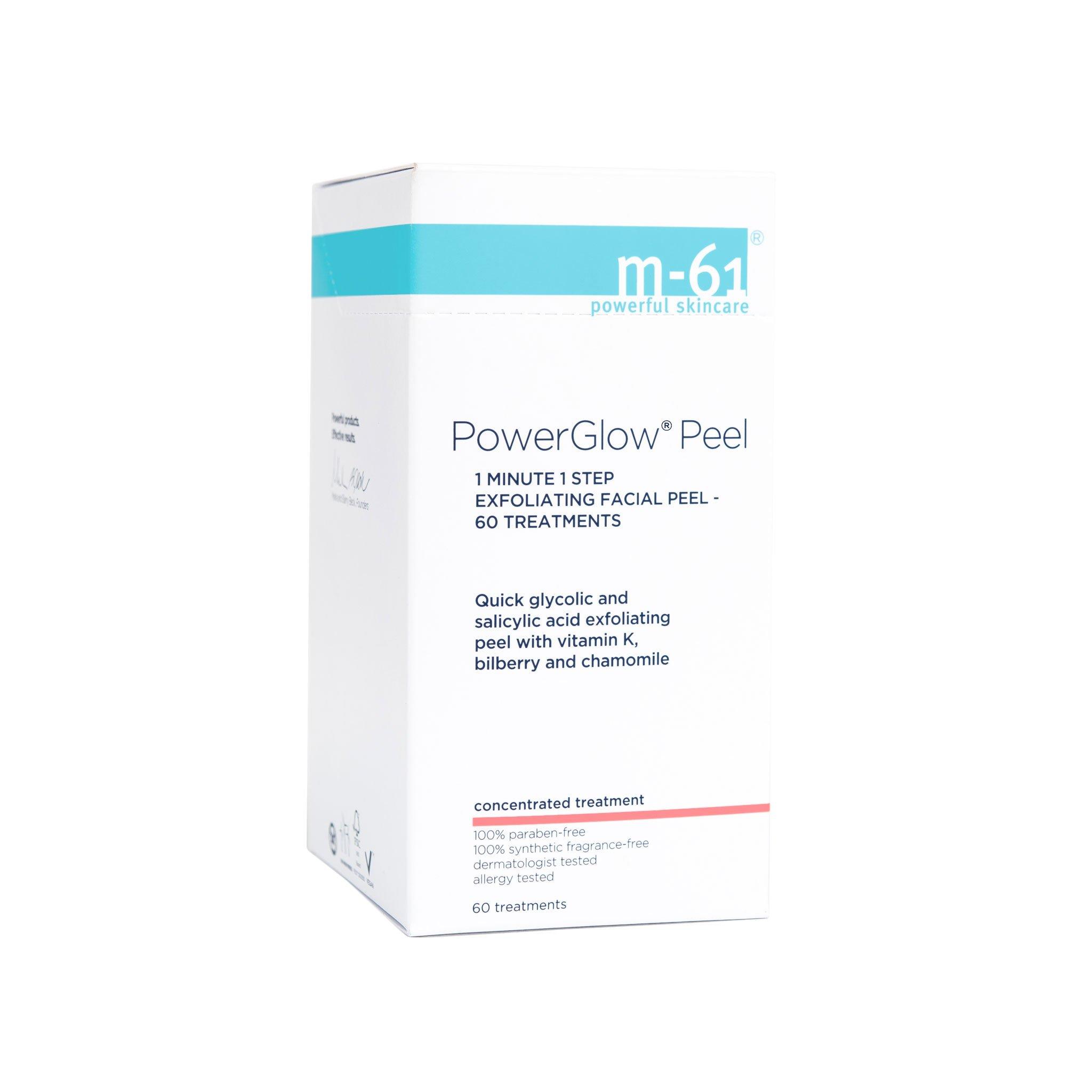 M-61 PowerGlow Peel, Size 60 Treatments