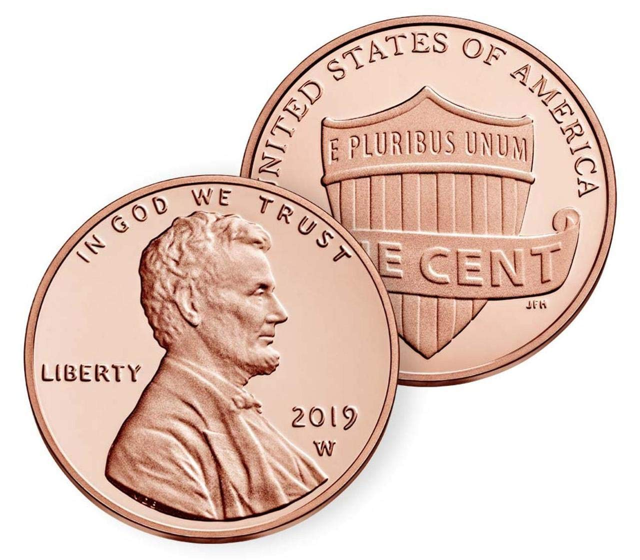 2016-S  Proof Cameo Lincoln Shield Penny