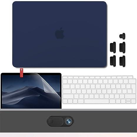 """GMYLE Funda para MacBook Air 13"""" 2018 (A1932) con Pantalla Retina & Touch"""