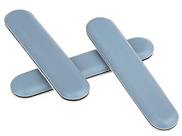 Feltrini Per Sedie Di Metallo : Pezzi feltrini in politetrafluoroetilene misure mm