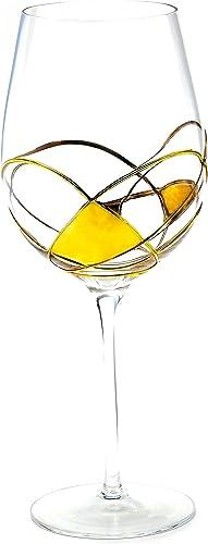 ANTONI BARCELONA Large Wine Glasses (29 Oz) - Handblown & Handmade, Wine Glass