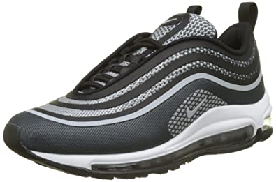 NIKE Air Max 97 UL 17 (GS), Baskets garçon, Noir (Black
