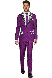 Suitmeister – Floral – Hombres Halloween Trajes Divertidos - Traje ...