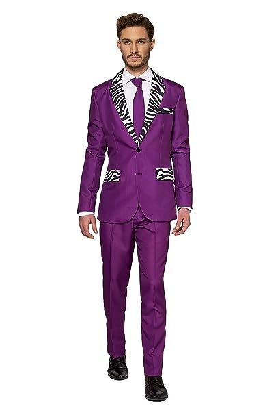 Amazon.com: Calaveras & Blood Suitmeister traje de hombre ...