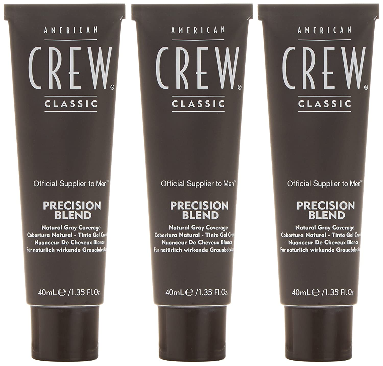 Amazon american crew precision blend hair dyes medium ash amazon american crew precision blend hair dyes medium ash 135 fl oz chemical hair dyes beauty geenschuldenfo Choice Image