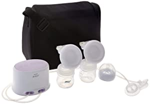 Philips AVENT Double Electric Comfort Breast Pump, 2014 Version (Discontinued by Manufacturer)