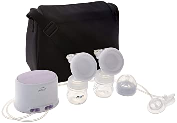 da0690ffcc Amazon.com   Philips AVENT Double Electric Comfort Breast Pump
