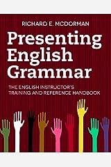 Presenting English Grammar Kindle Edition