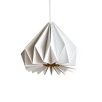 Brownfolds paper origami lamp shade vanilla bliss dual pack white brownfolds paper origami lamp shade vanilla bliss dual pack white aloadofball Gallery