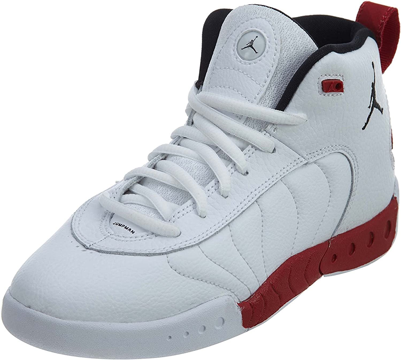 all white jordan jumpman pros