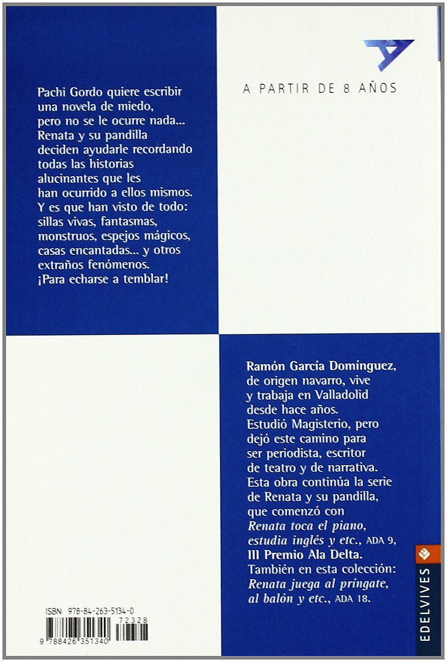 Renata Alucinata (Spanish Edition): Ramon Garcia Dominguez ...