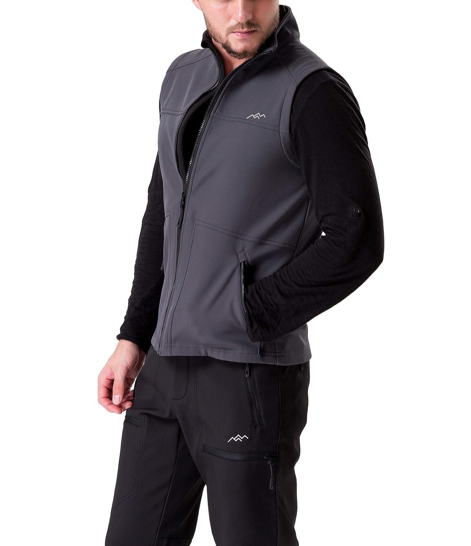 d45689a26d IFLOVE Sweat Vest for Men Weight Loss Neoprene Sauna Suit Body Shaper Tank  Hot Top Tummy