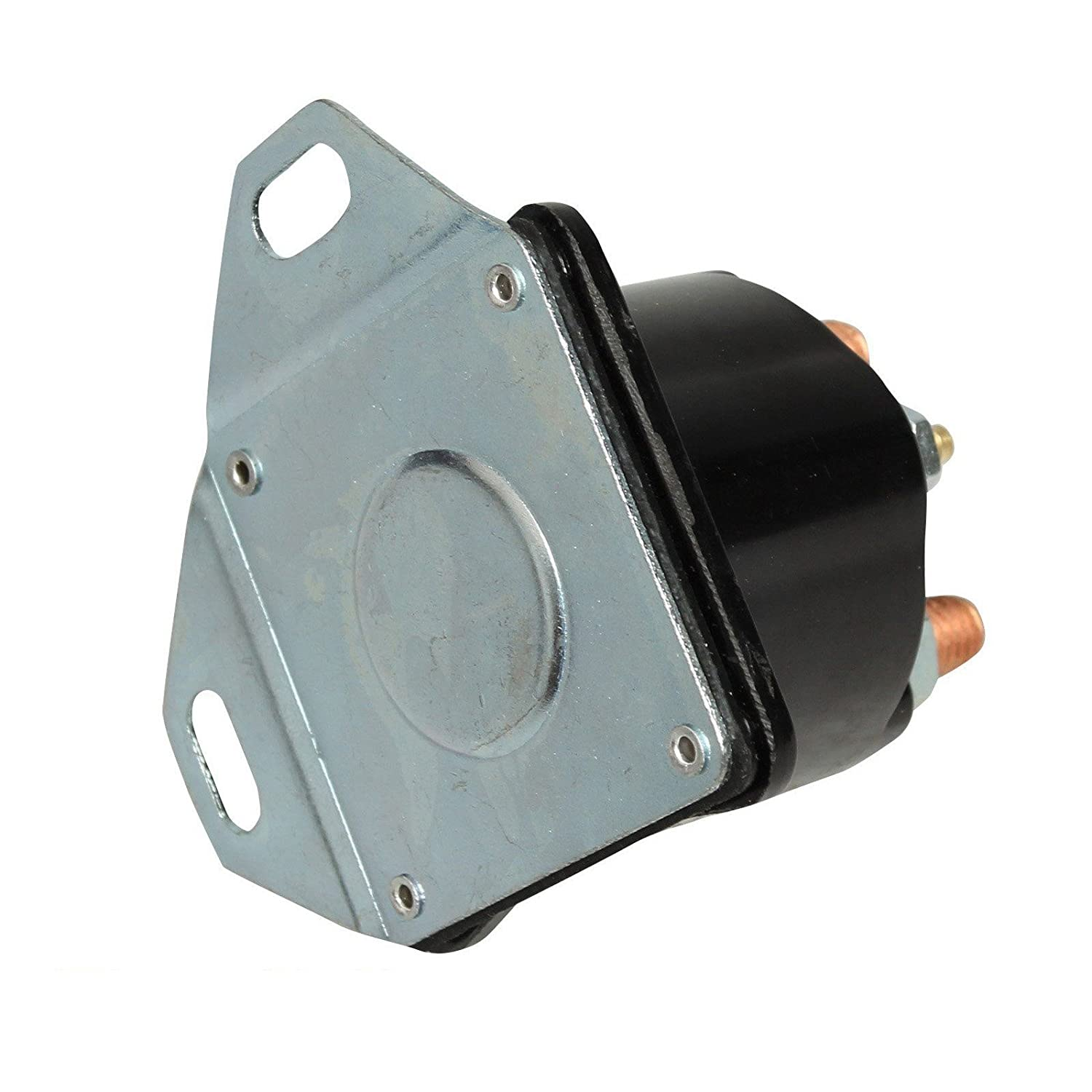 Glow Plug Glowplug Relay Solenoid Black For Ford 7.3L PowerStroke Diesel