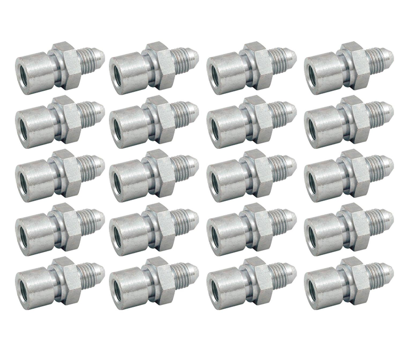 Allstar Performance ALL50101 4-3//16 Inverted Flare Brake Line Adapter
