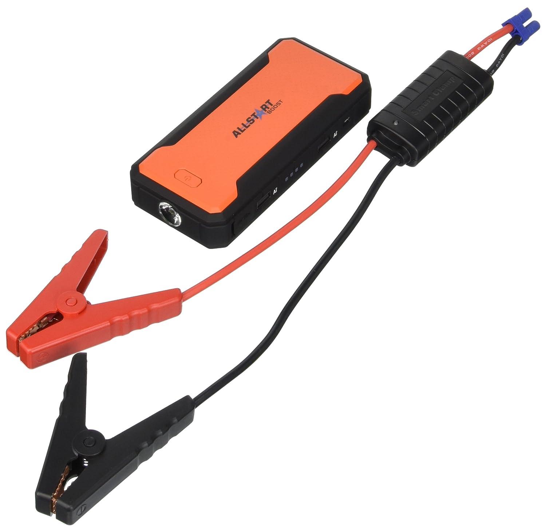 Amazon Allstart 550 Portable Power Source with Jump Start Function Automotive