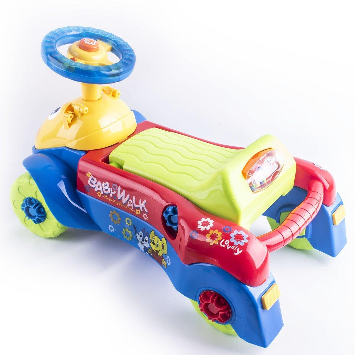 Amazon.com: (blc-b) deAO 3 in1 Baby Walker/Ride-On/Shape ...
