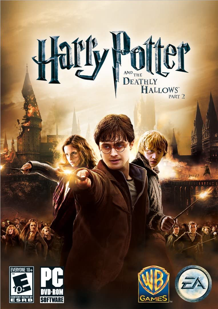 Amazon Harry Potter And The Deathly Hallows Part 2