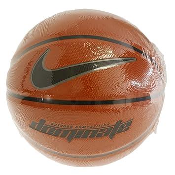 Nike Dominate Basketball 8P, Unisex, N.KI.00.847.07, amber