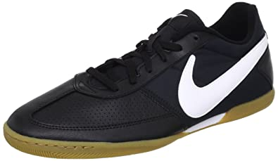 Nike Mens Davinho, Black/White, 4