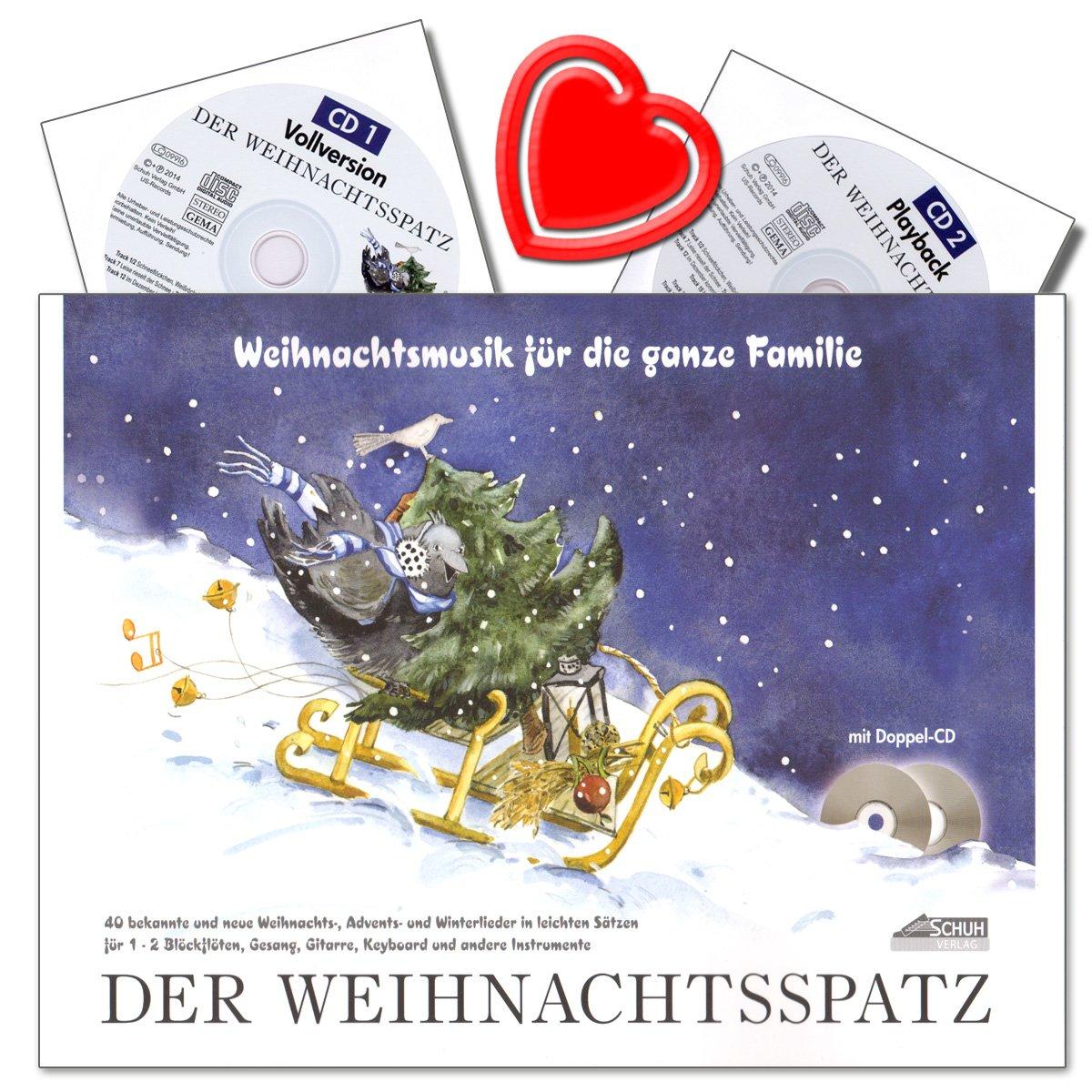 Der Weihnachtsspatz - Autor Karin Schuh - Winter-, Advents- und ...
