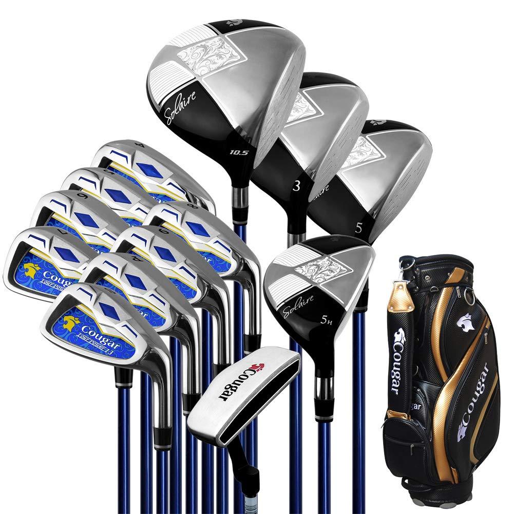 TTYGJ Club de Golf, Juego de Polos, Juego Completo de Clubes ...
