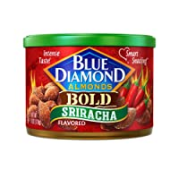 Deals on Blue Diamond Gluten Free Almonds, Bold Sriracha 6-Oz