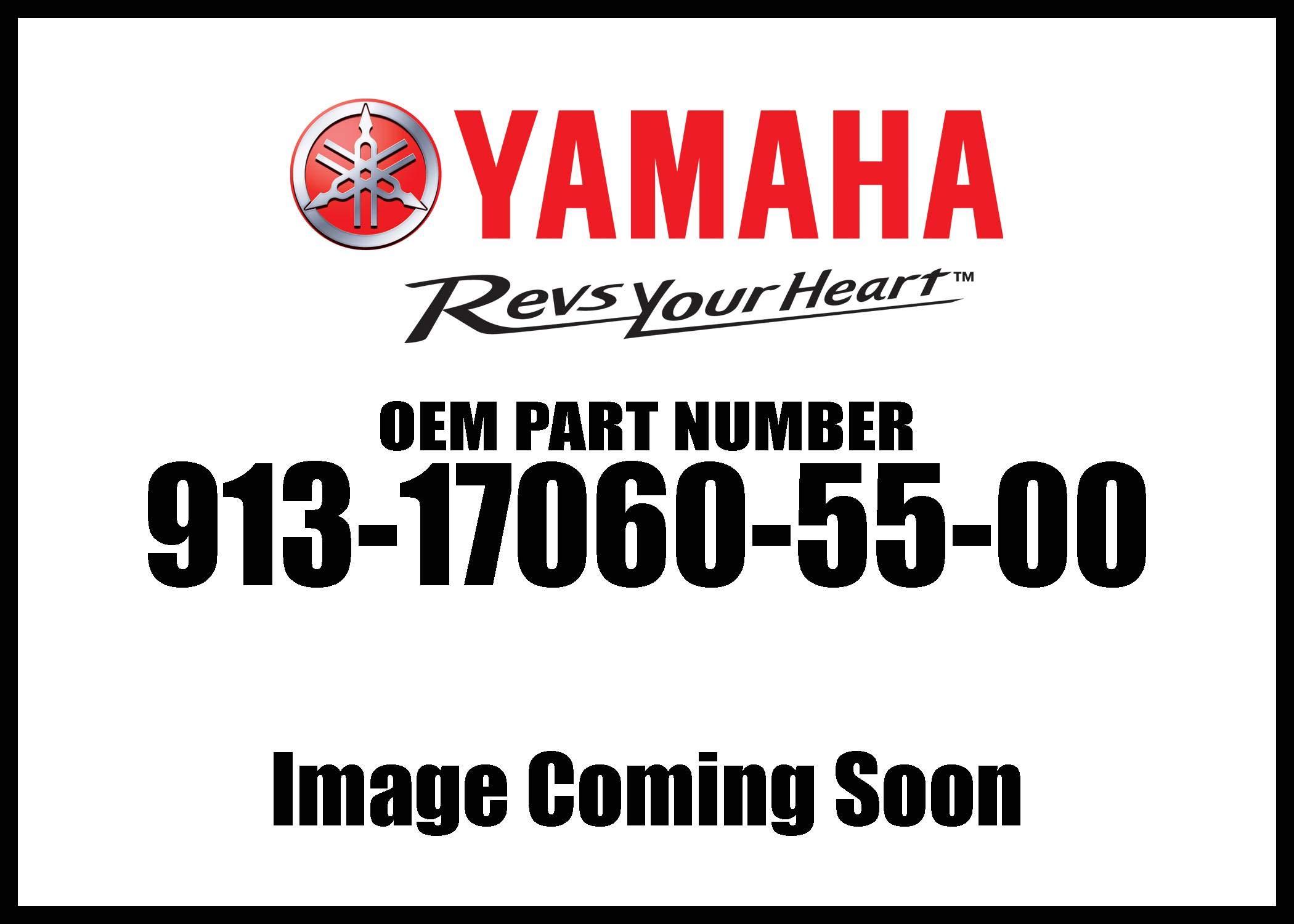 Yamaha 91317-06055-00 BOLT (4MY); 913170605500