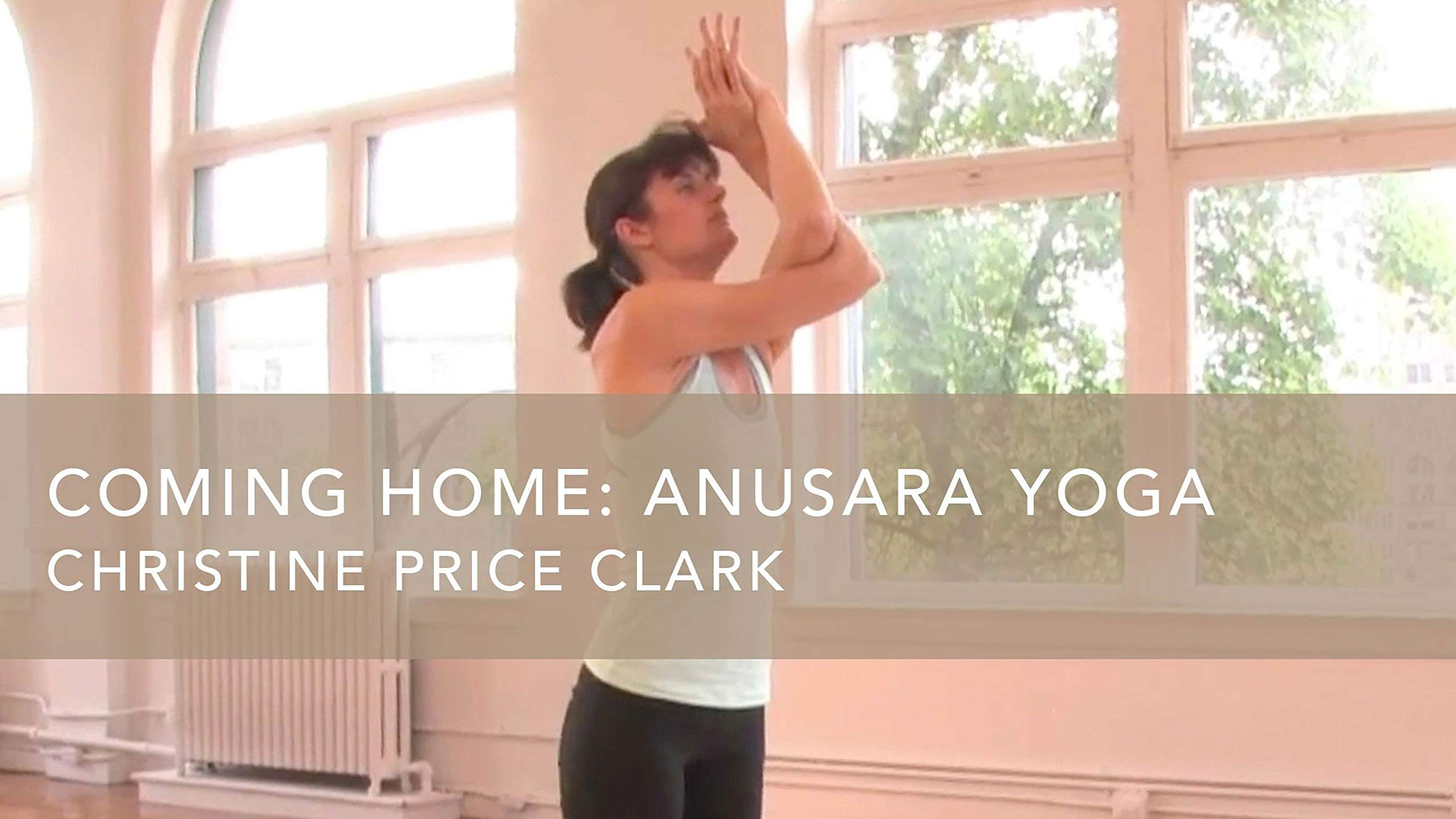 Amazon.com: Coming Home: Anusara Yoga: Christine Price Clark ...