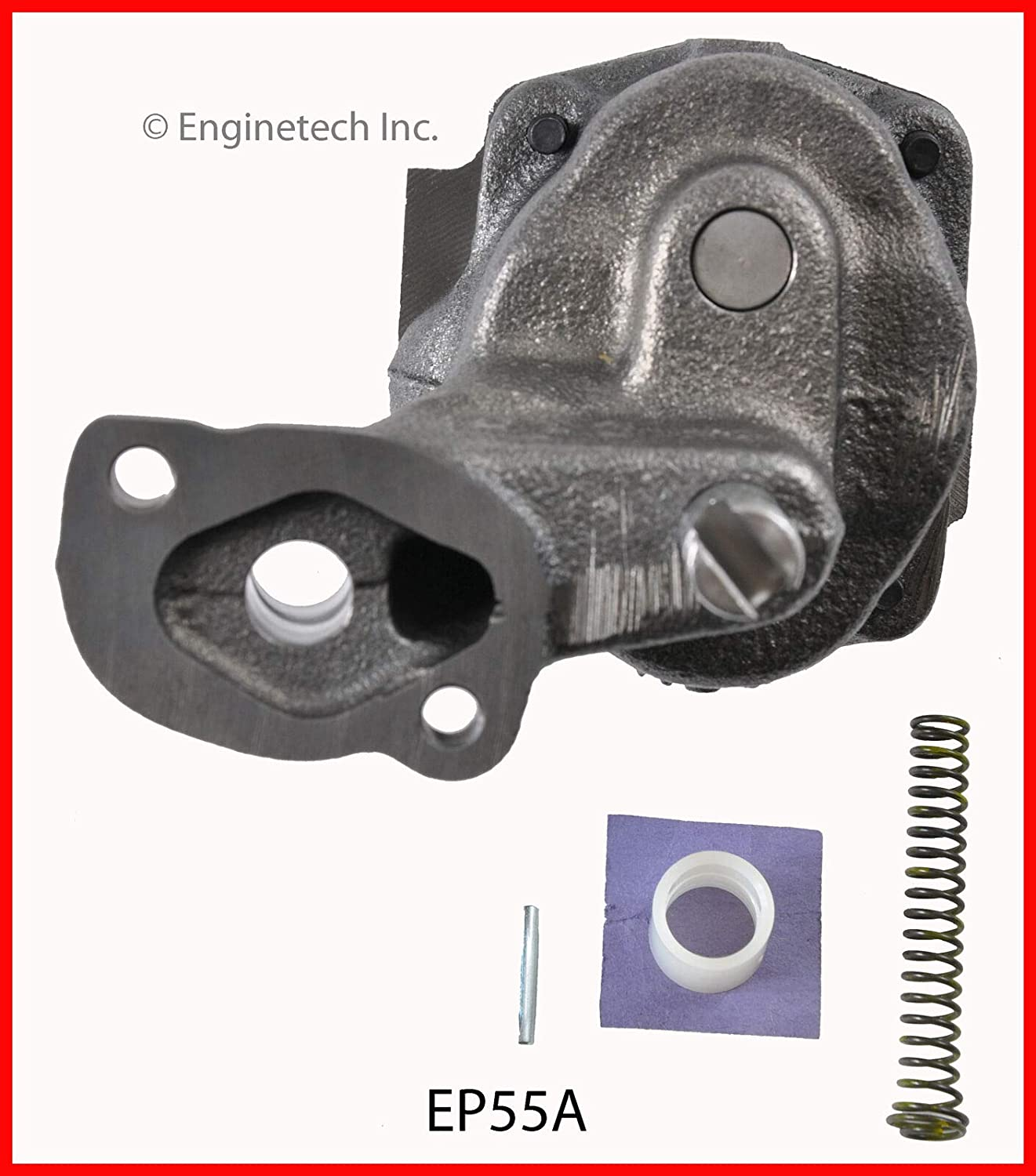 Enginetech EP55A Oil Pump GM 262 305 327 350 409 SPECIAL High PERF