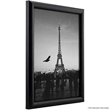 076 wide smooth picture frame size