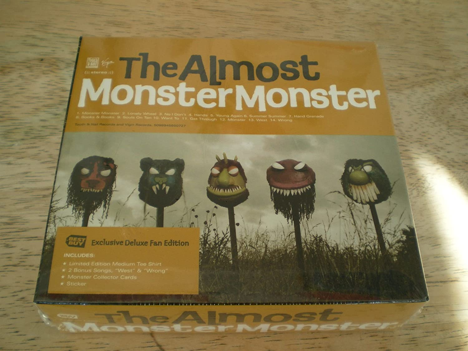 Columbus Mall Max 90% OFF Monster Fan Pack