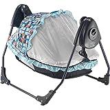 Infanto Auto Baby Cradle (Blue)