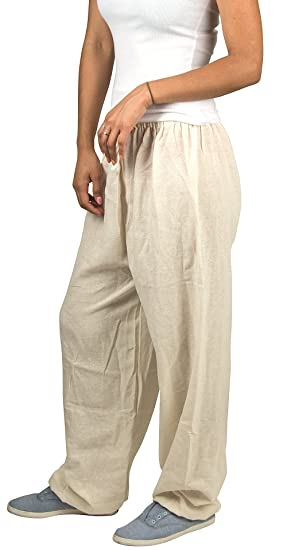 marketable wholesale outlet hot-selling official TribeAzur Cotton Harem Pants Loose White Hippie Boho Gypsy Casual Summer  Beach