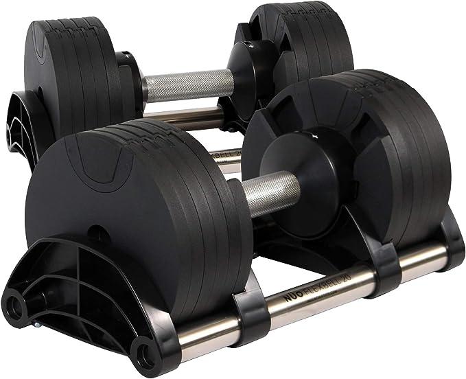 フレックスベル 正規品 20kg 2kg刻み 2個セット 可変式 ダンベル 10段階 【1年保証】