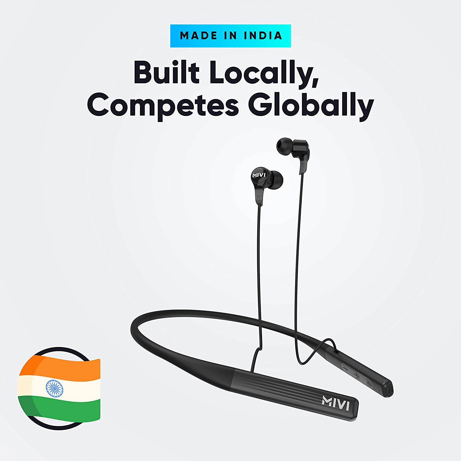 Mivi Collar 2B Bluetooth Earphones Best Features and Price