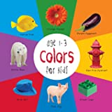 Colors for Kids Age 1-3 (Engage Early Readers: Children's Learning Books) with Free eBook