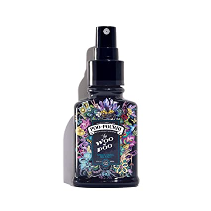 Poo-Pourri WOO-002-CB Bathroom Deodorizer, 2 oz, Woo of Poo, 2 Ounce
