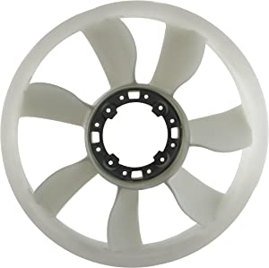 AISIN FNT-011 Engine Cooling Fan Blade