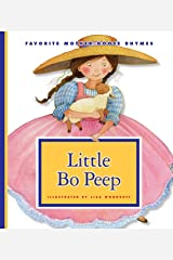 Little Bo Peep (Favorite Mother Goose Rhymes) Kindle Edition