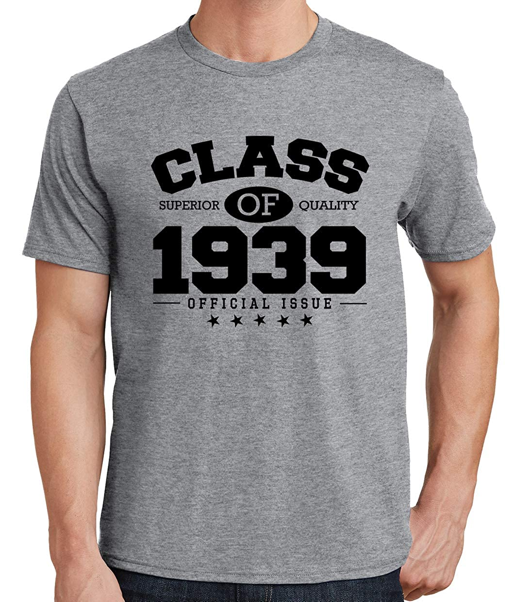 Tenacitee Mens Class 1939 T-Shirt