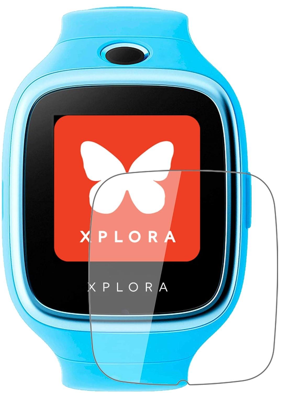 dipos I 2X Protector de Pantalla Compatible con XPLORA 3S ...