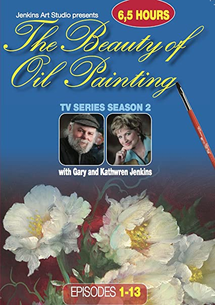 The Beauty of Oil Painting Series Book 5 The Beauty of Oil Painting